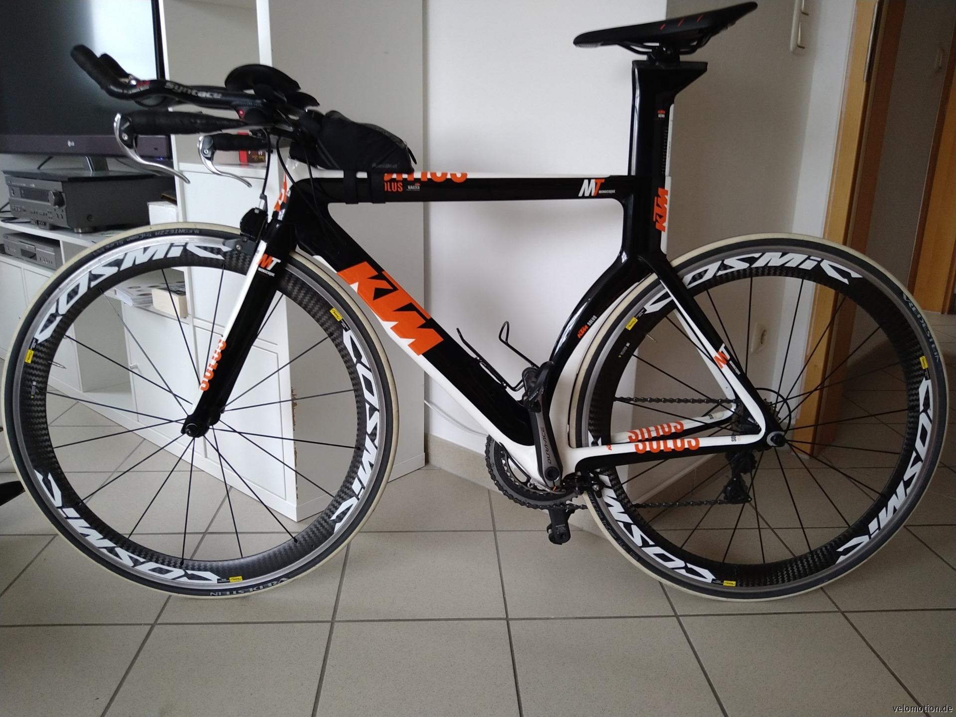 KTM Triathlonrad zu verkaufen #1