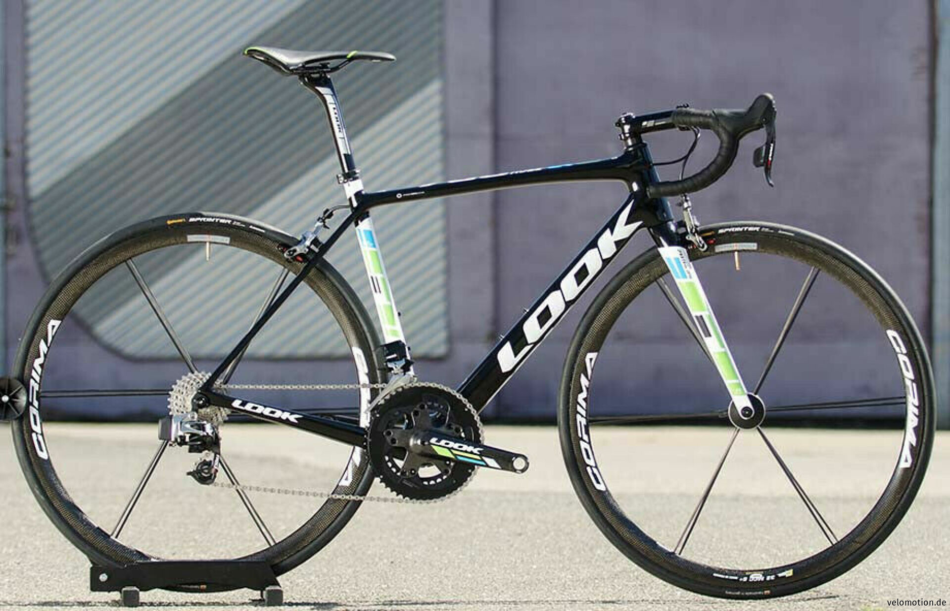 LOOK Huez 785 RS Team Edition, Gr. L, 6,4kg #1