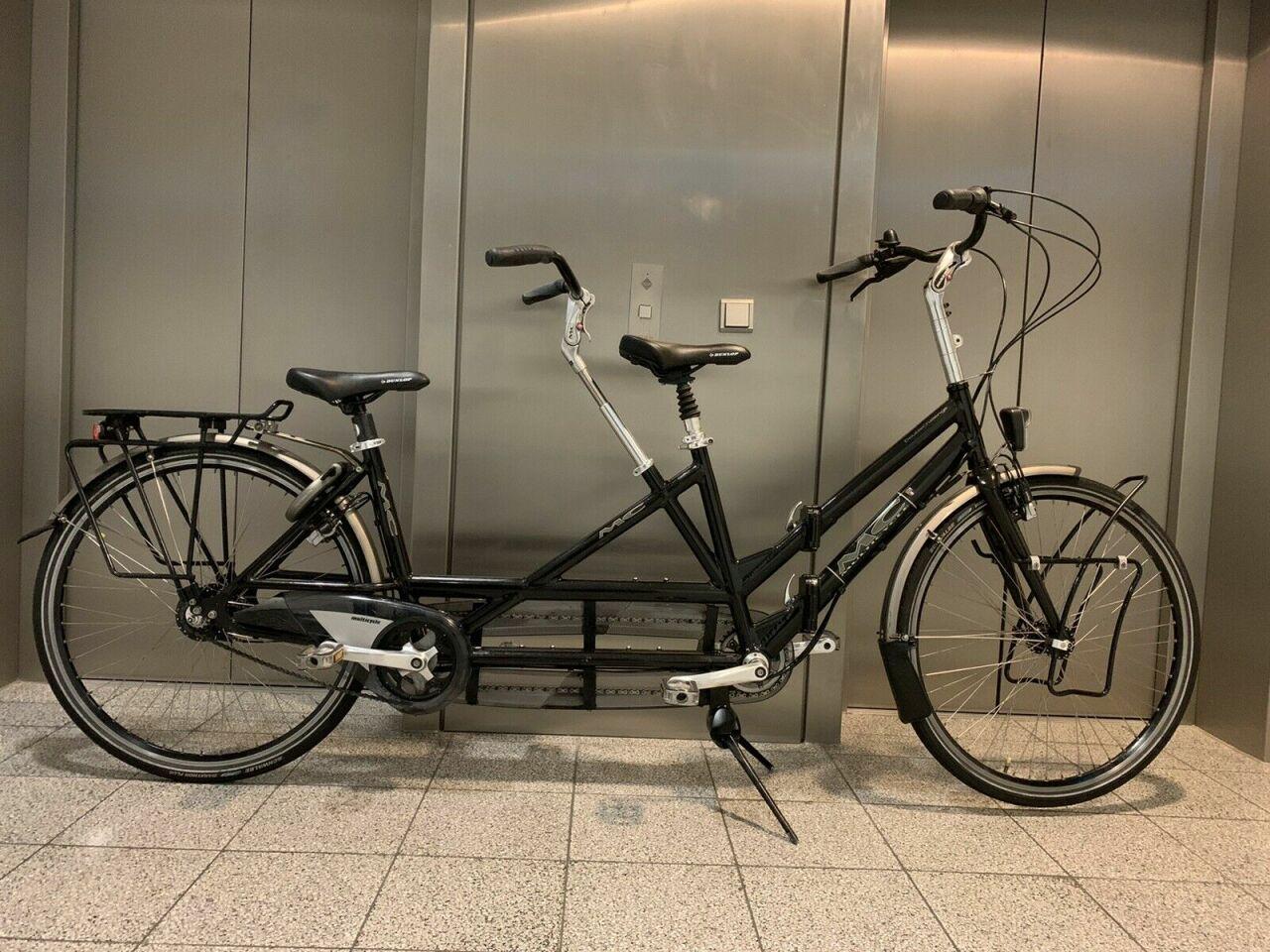 MC Multicycle Tandem Rohloff Klapptandem