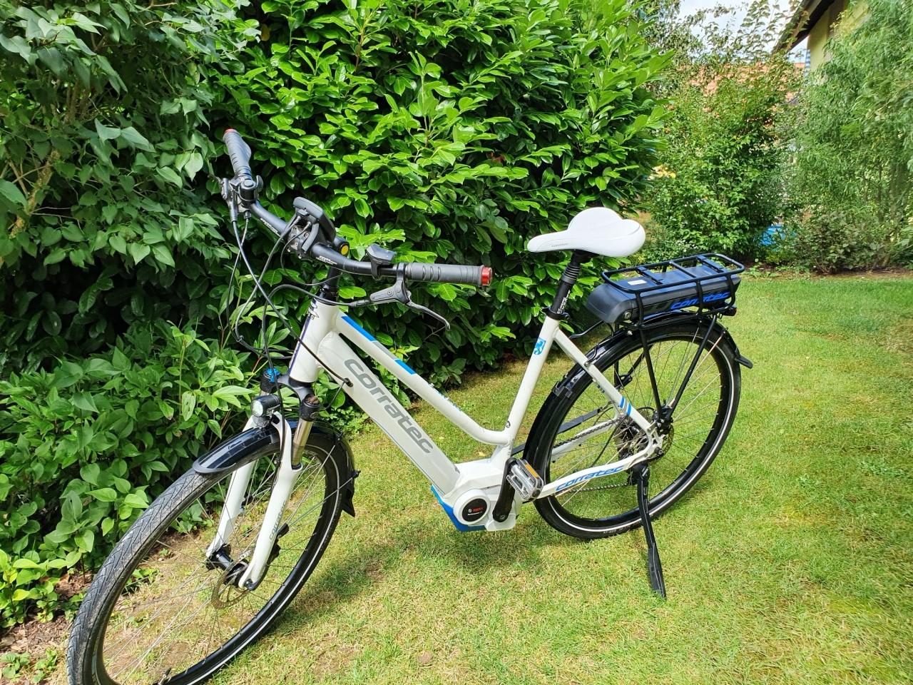 Verkaufe Trekking E-Bike