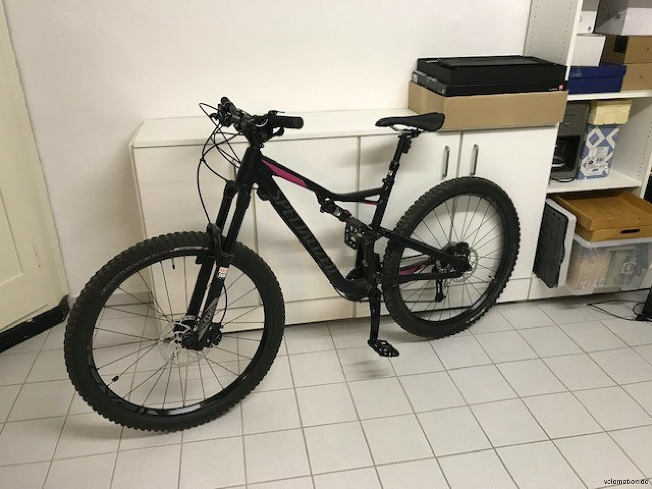 Damen MTB Specialized Rhyme FSR Comp, Größe M