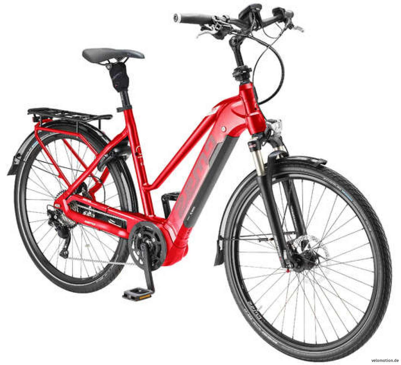 ZEMO, Aktiv 10D, E-Bike