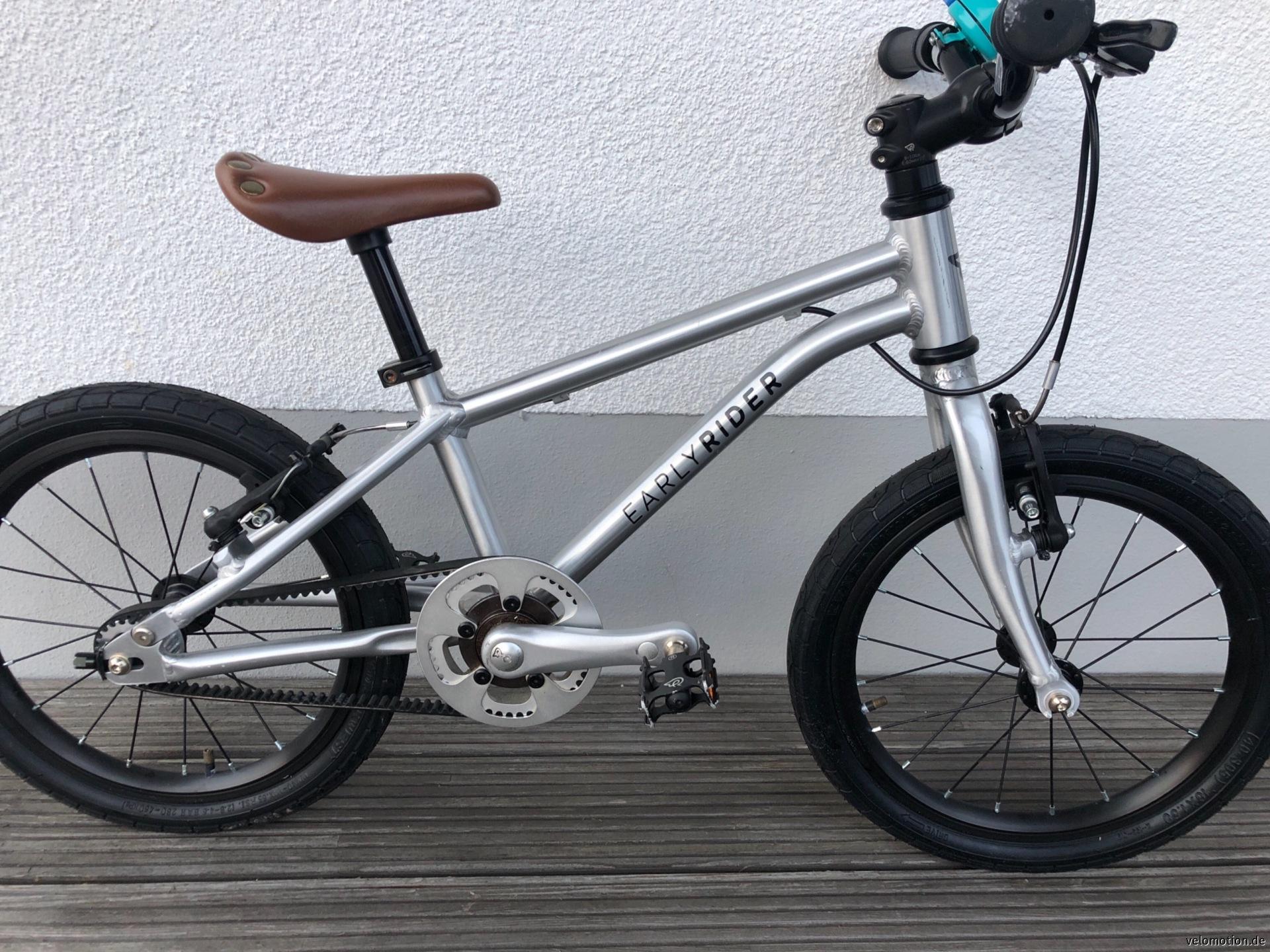 Early Rider, Belter, 16 Zoll, Riemenantrieb,leicht #1