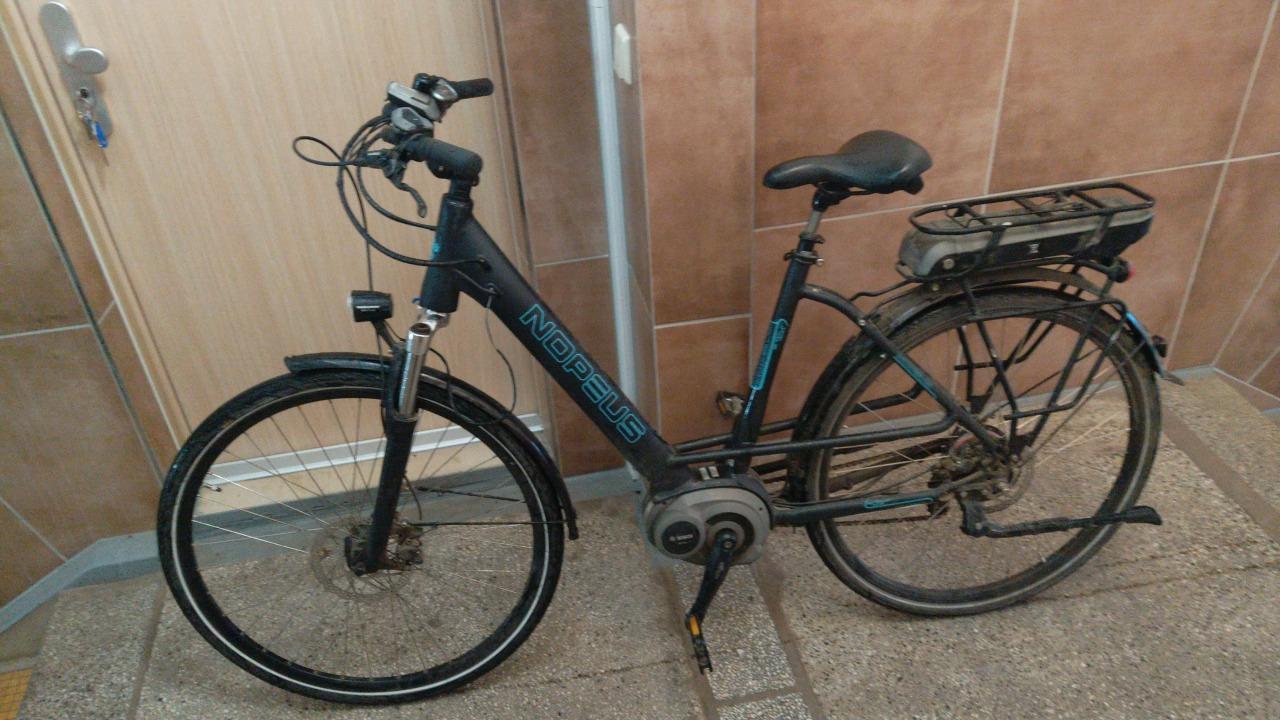 Anfrage zum E-Bike:e-Tour 400 NuVinci Einrohr
