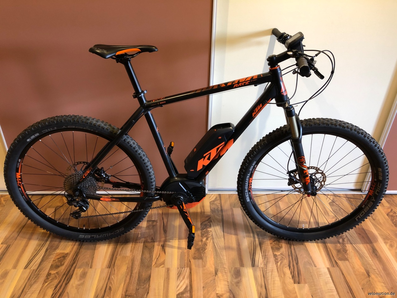 KTM Macina Power Race 28 CX5