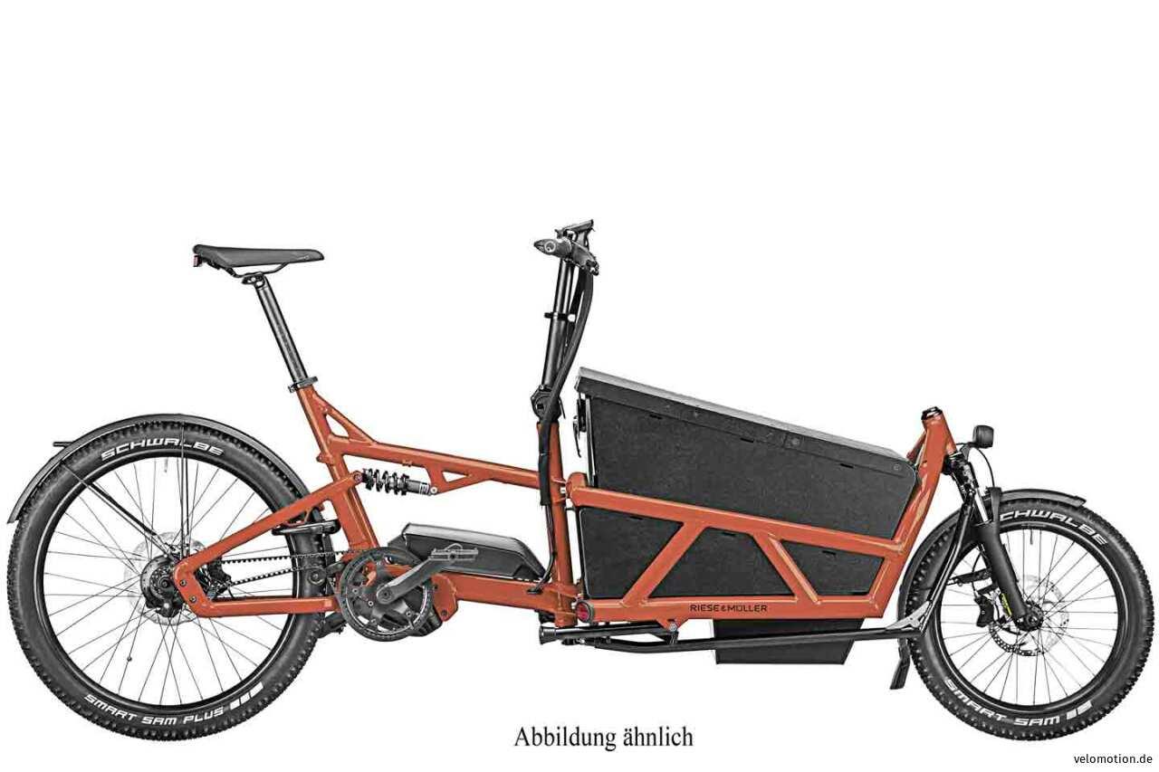 Riese & Müller, R-M Load 60 Vario HS (1000Wh), E-Bike