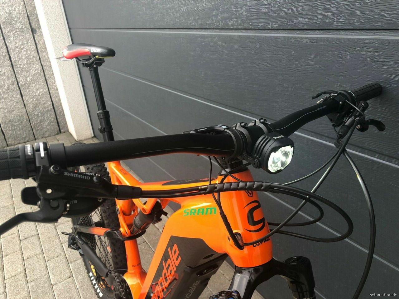 2019 Cannondale Cujo Neo 130 2 Mountain E-Bike L