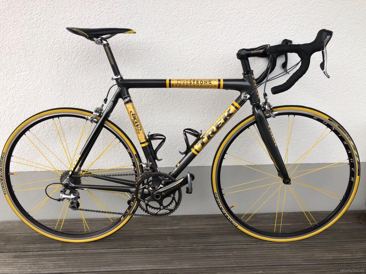 Trek, TREK,Lance Armstrong, Livestrong, Madone, signiert