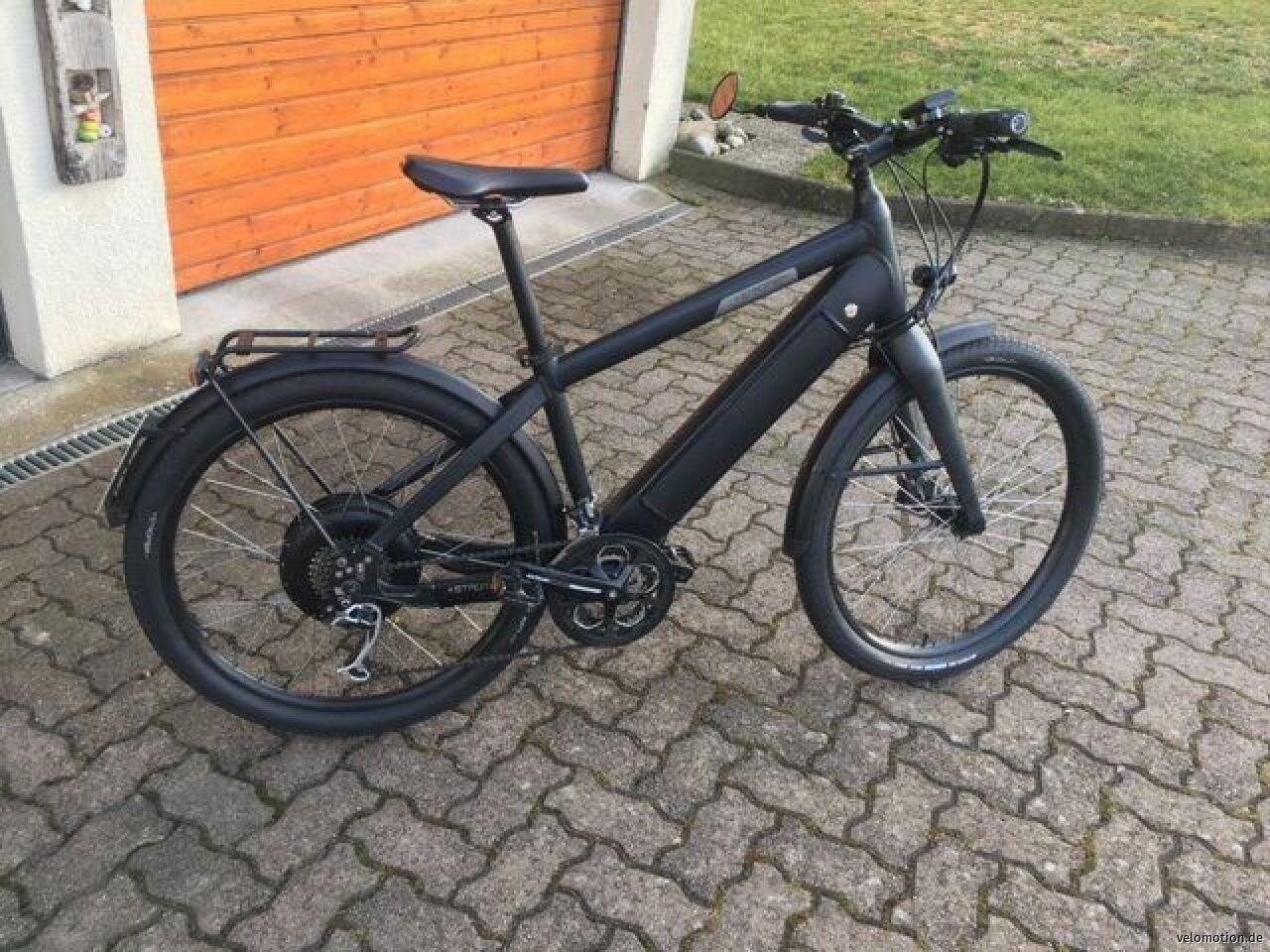 Ebike, Stromer ST1 Platinum black zu verkaufen, E-Bike