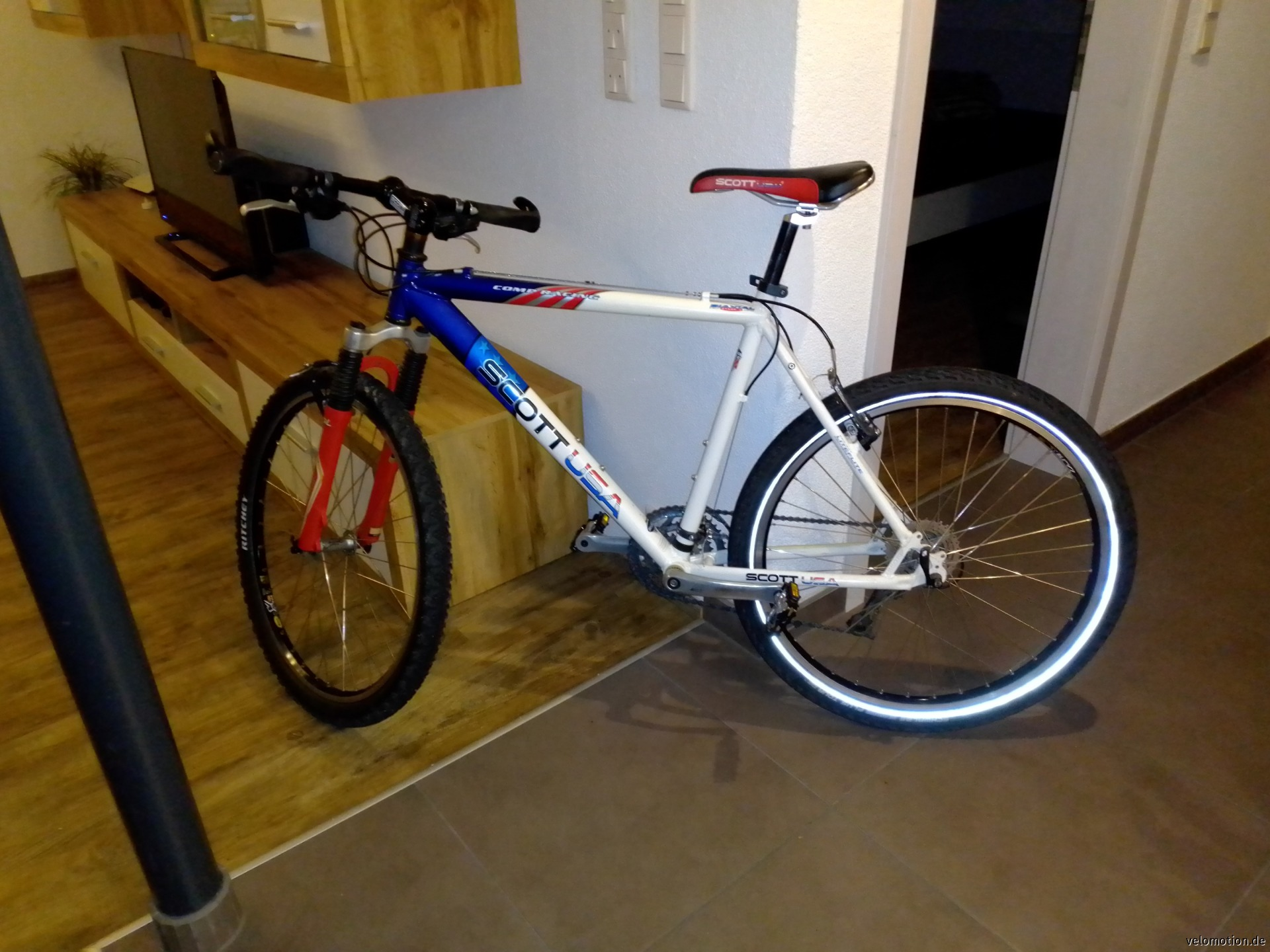 "Mountainbike Scott 26""Zoll top Zustand #1"