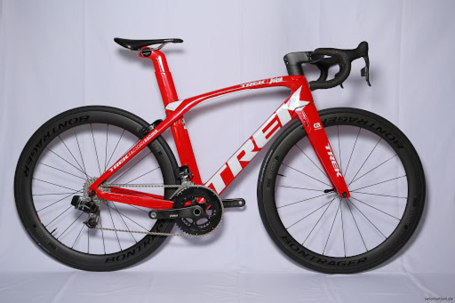 TREK Madone SLR Carbon-Rennrad Größe 52 H1s SRAM R #1