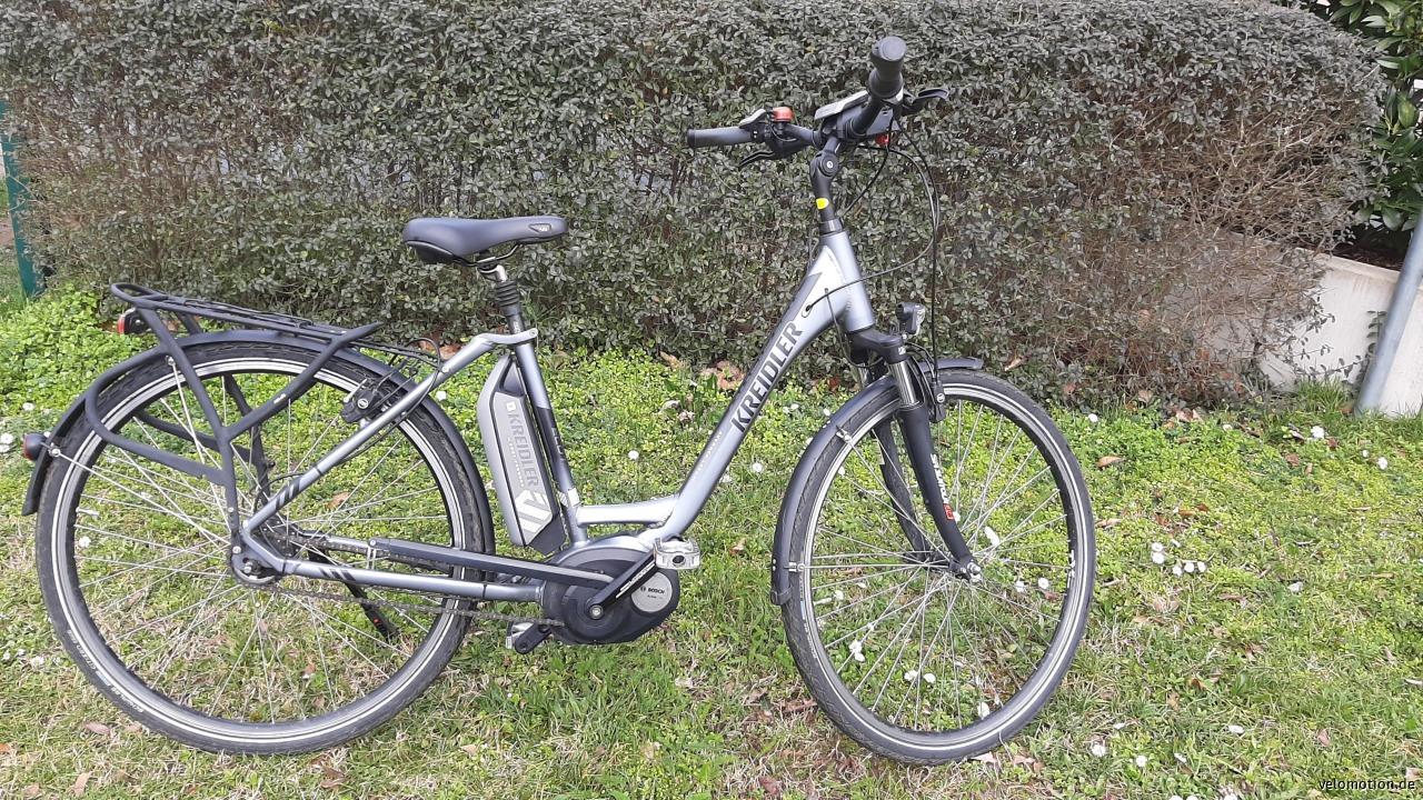 Kreidler, E-Bike Kreidler Vitality Eco 1 mit Bosch-Motor , E-Bike