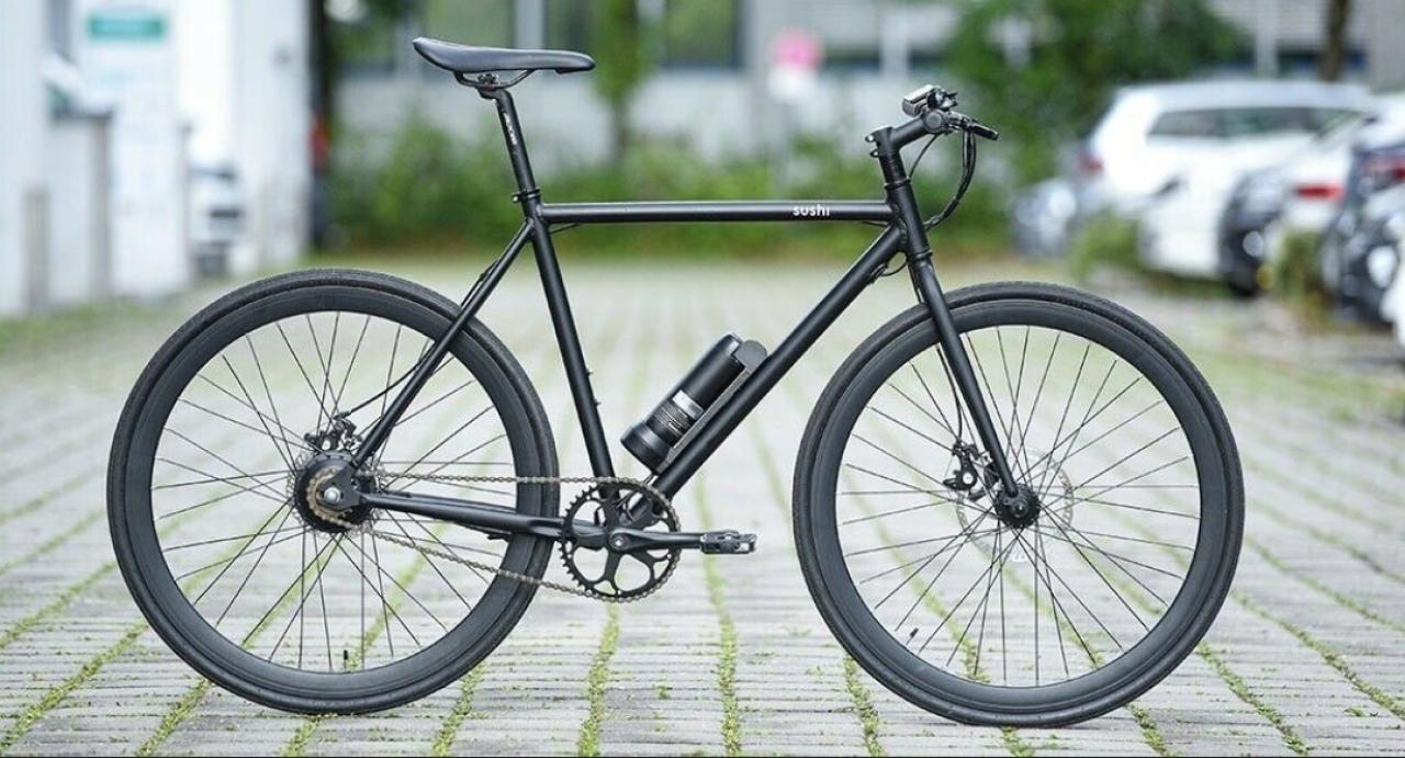 Ebike, E-bike Sushi Maki, E-Bike