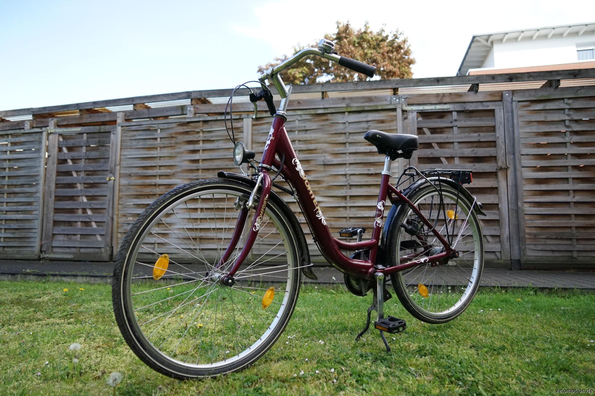 Damen City Bike #1