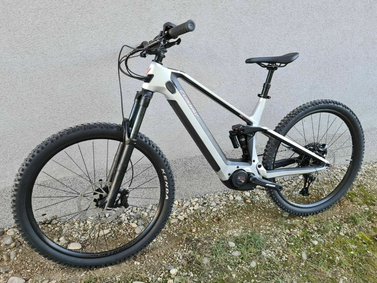 Conway, CONWAY XYRON 927 CARBON , E-Bike