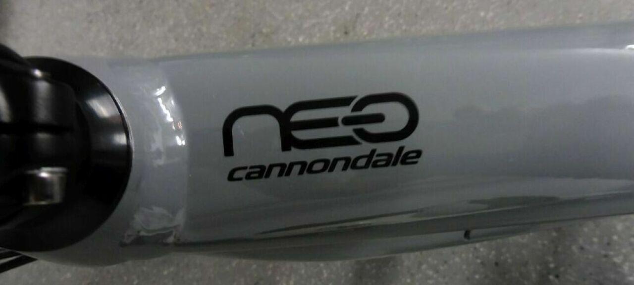 Cannondale Synapse NEO SE Gravel E-Bike Medium nur