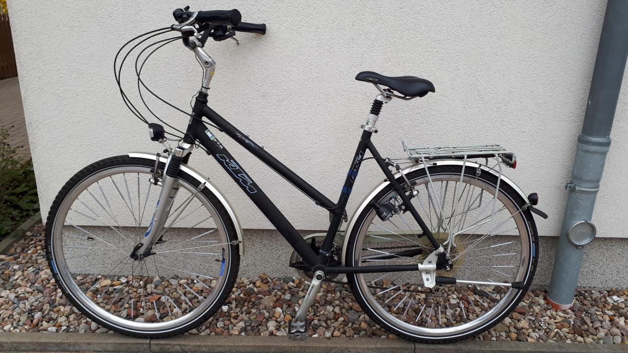 KTM Veneto S Damen-Trekking Bike Alu