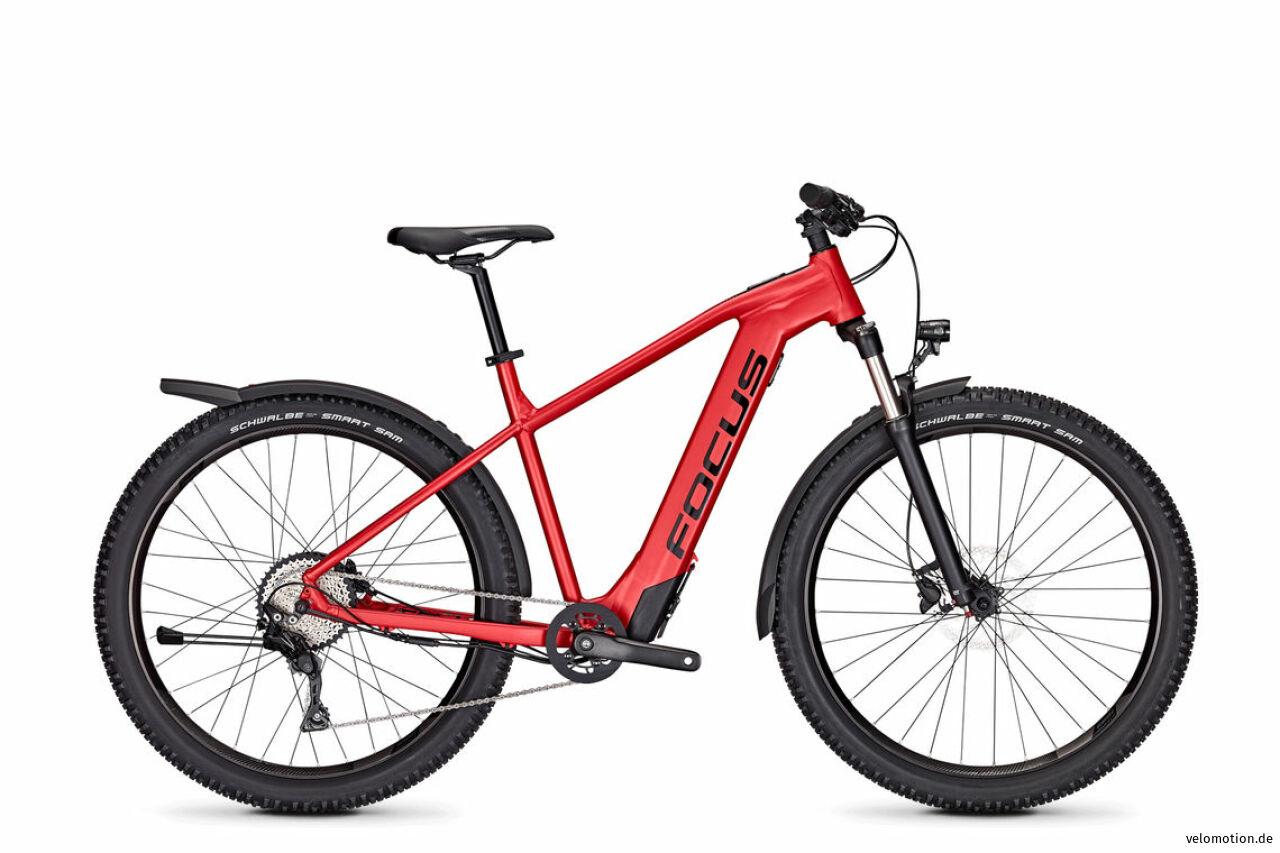 LYON, Wa, 45 cm, 7 RT, 400 Wh, E-Bike