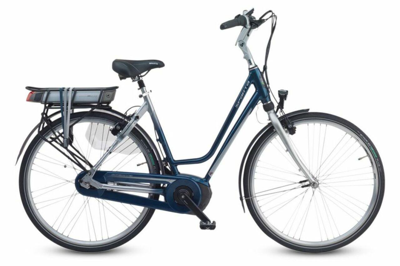 M8i DLD, E-Bike