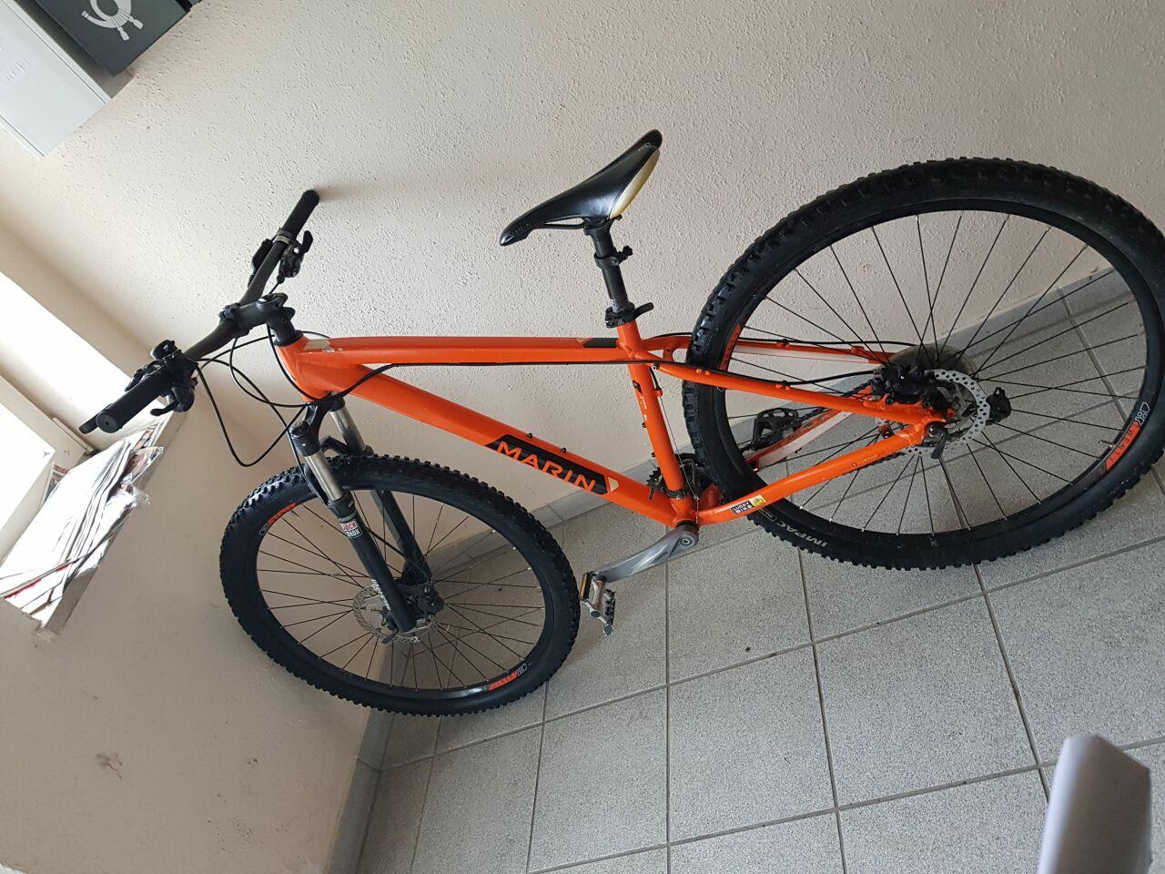 Mountainbike Marin 29'