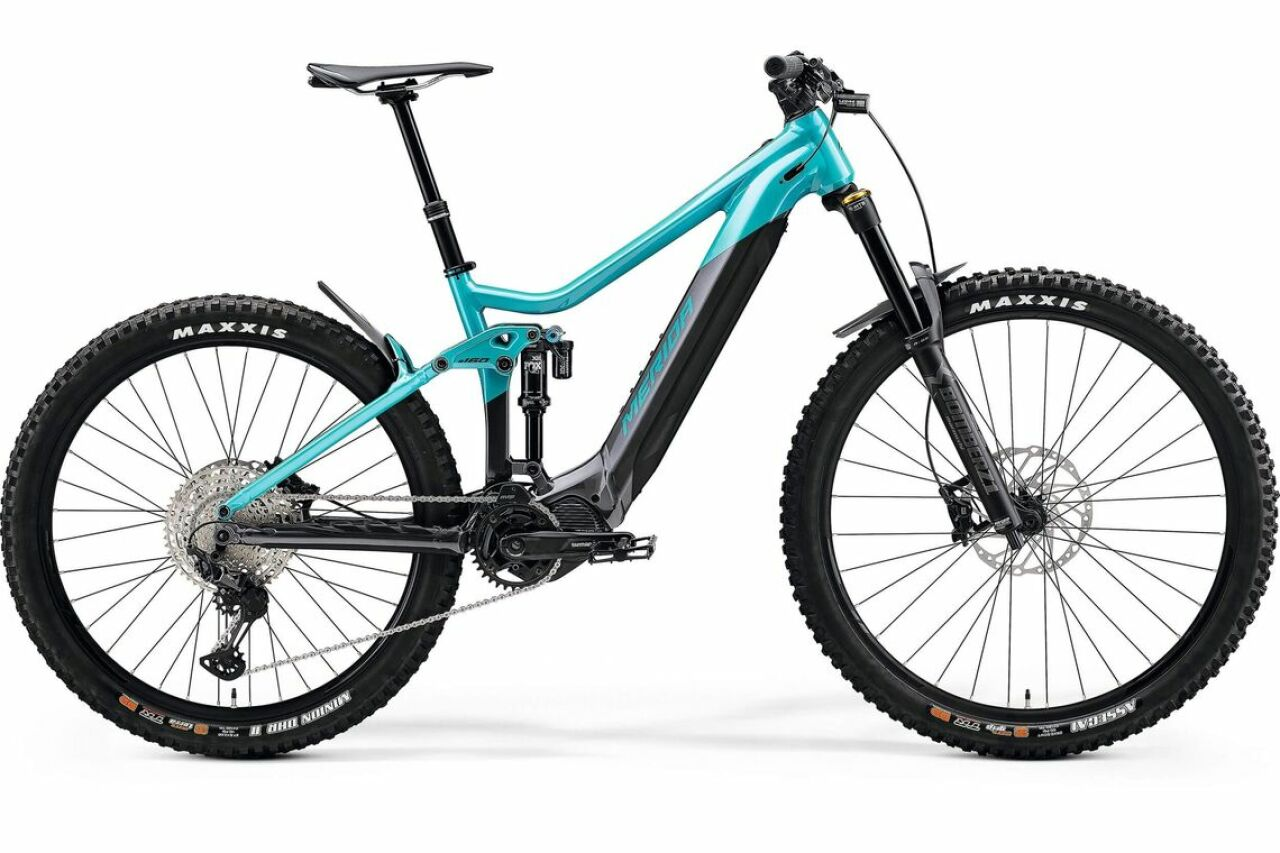 Merida, E ONE SIXTY 700, E-Bike