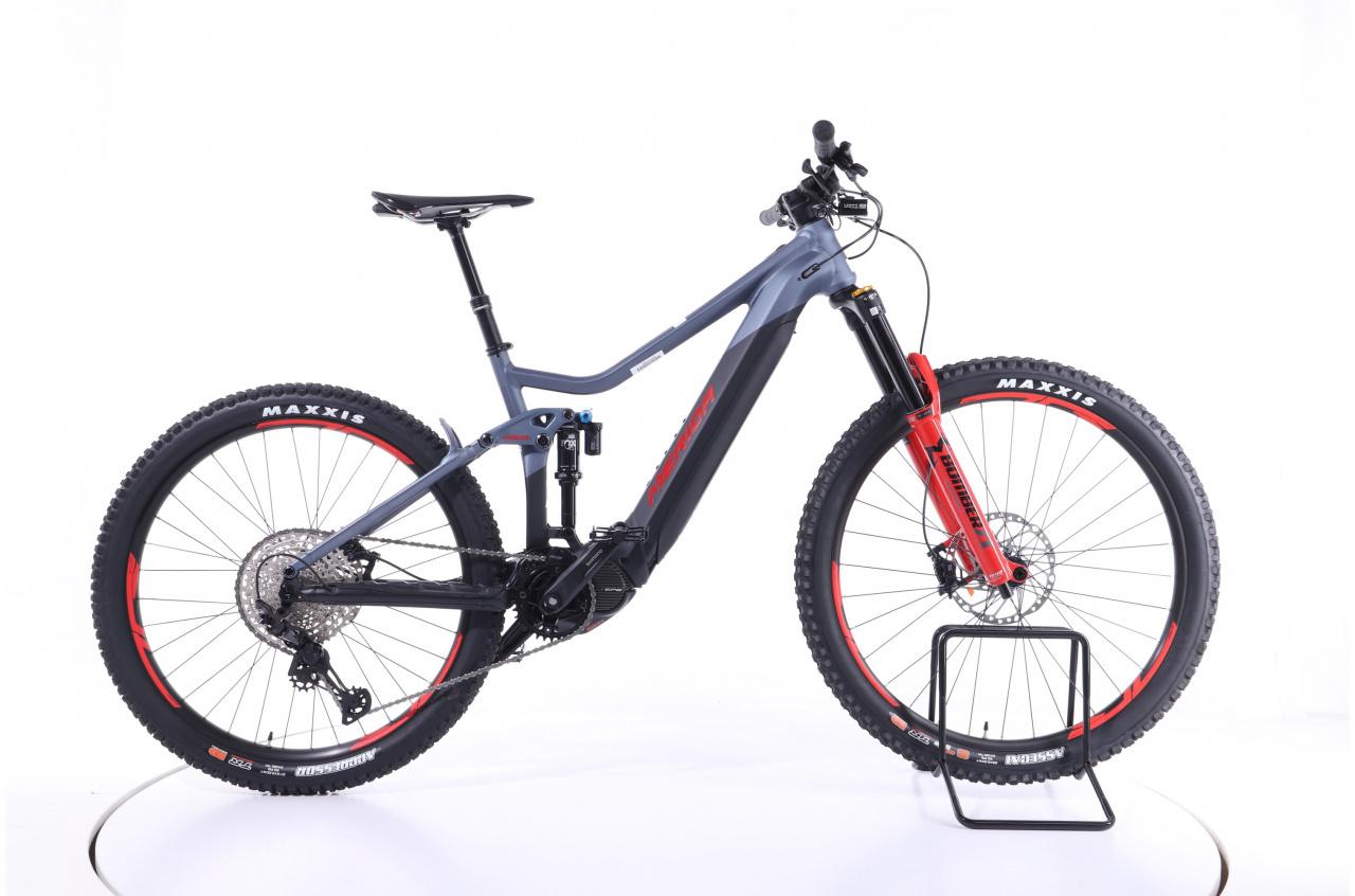 Merida, eONE-SIXTY 700 Fully, E-Bike
