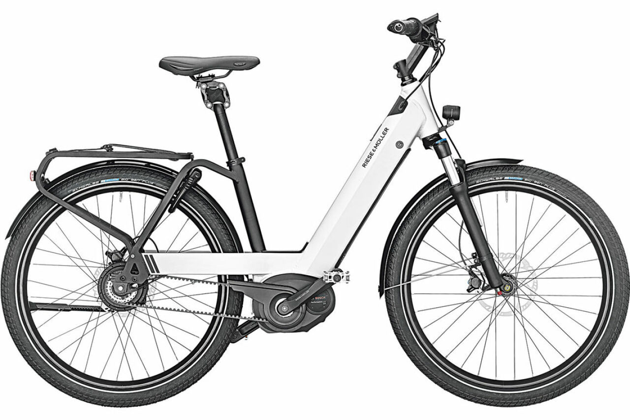 Nevo GT Vario  500 Wh, E-Bike