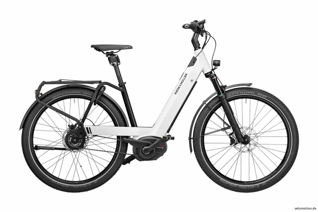 Nevo GT vario RX, E-Bike