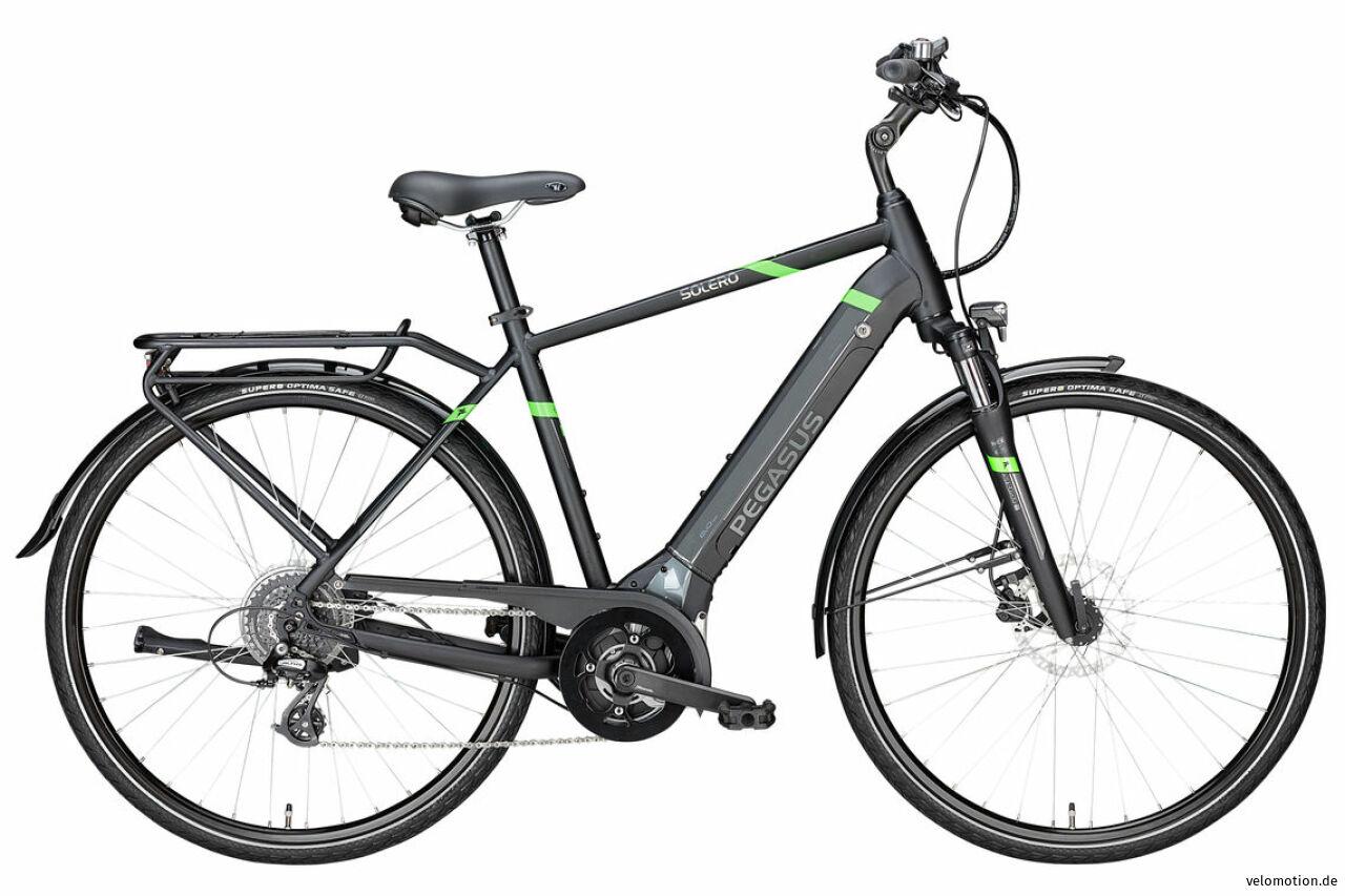 Pegasus, Solero Evo 8 500Wh, E-Bike