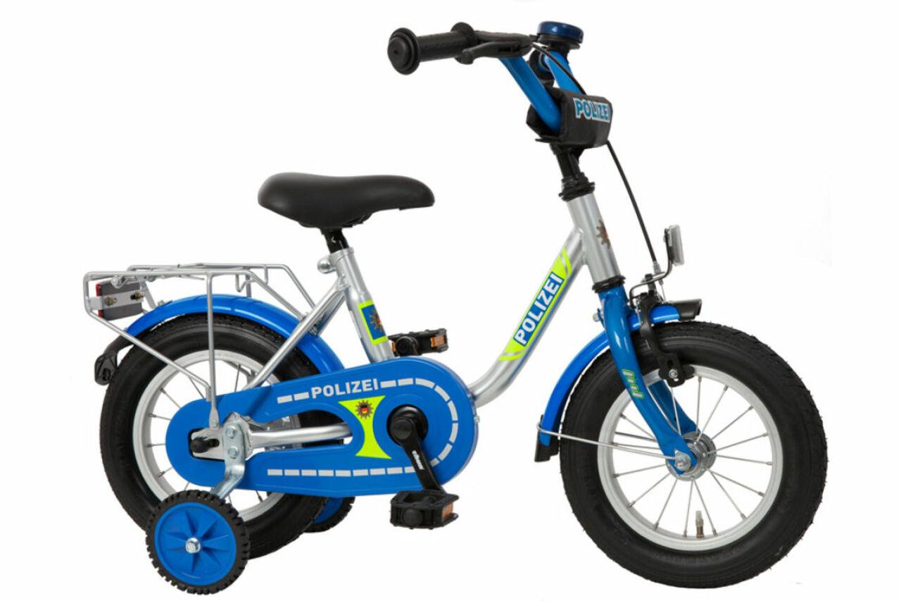 Polizei Kinderrad 12