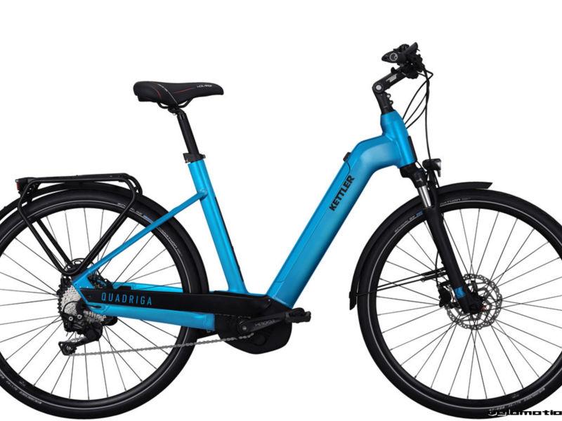 Quadriga CX10, E-Bike