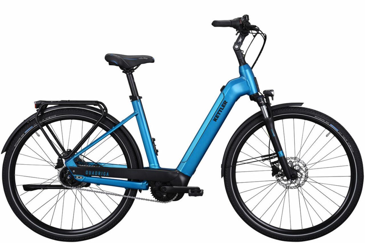 Quadriga P5 FL, E-Bike