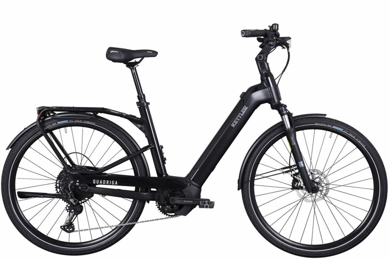 Quadriga Pro CX12, E-Bike