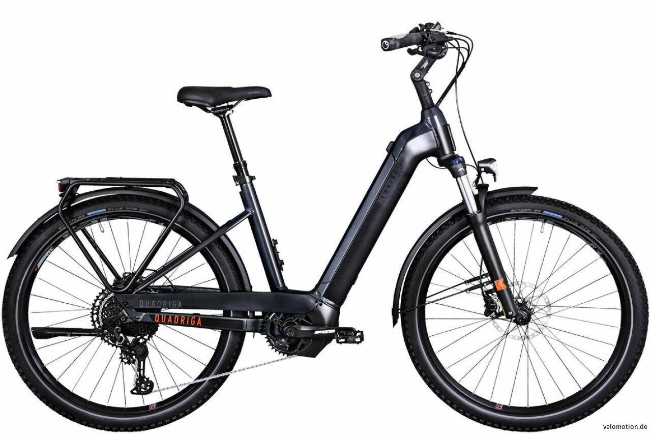 Quadriga Town & Country Comp, E-Bike