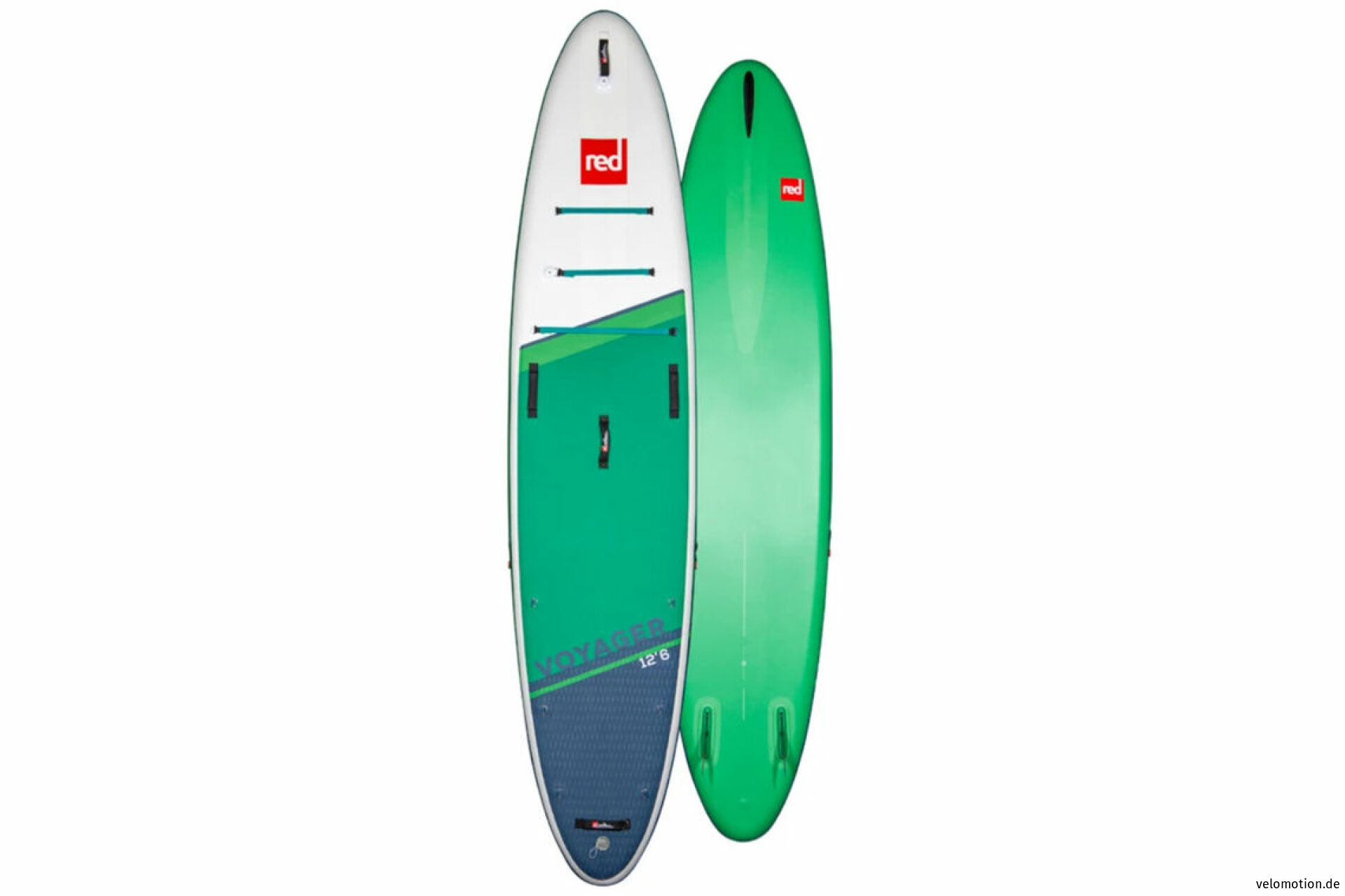 """Red Paddle VOYAGER 12'6"""" SUP #1"""