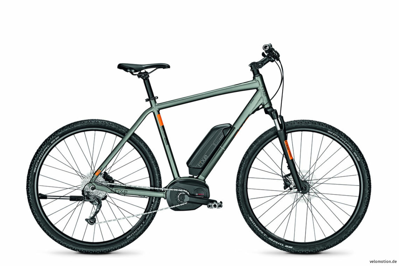 Rixe Colmar B9  9G XL grey