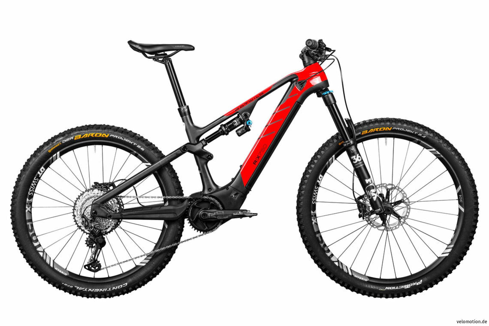 RX FS 750 Pro  750Wh #1