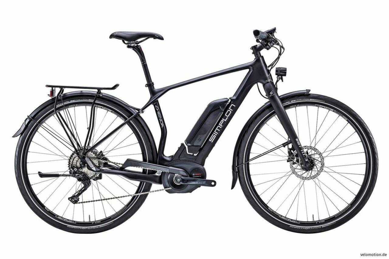 Simplon, Chenoa HS, E-Bike