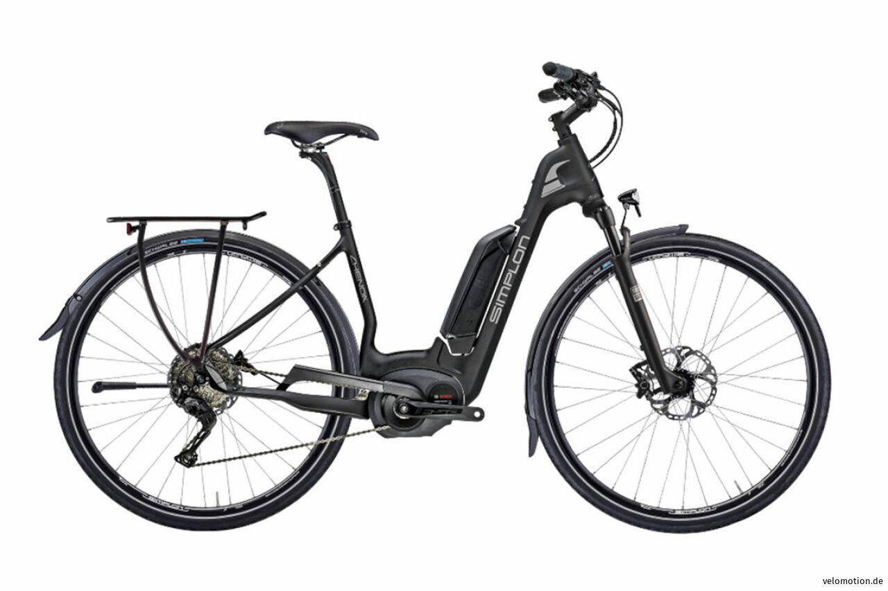 Simplon, Chenoa Uni 60, E-Bike