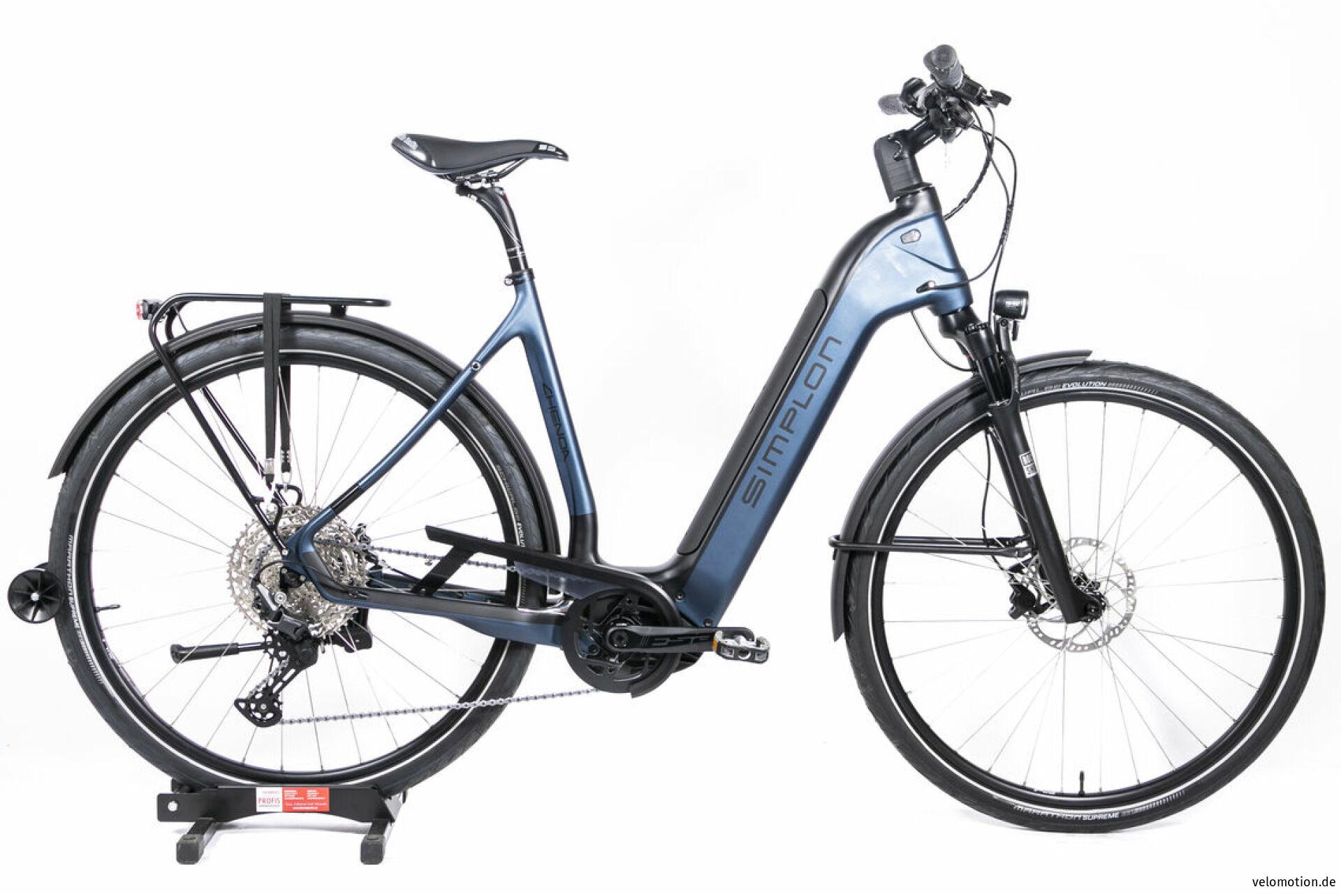 Chenoa Bosch CX Uni L blue #1