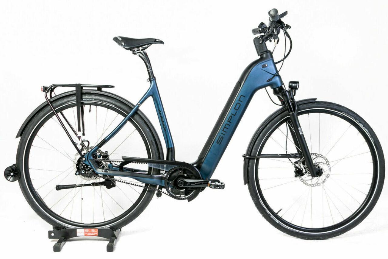 Simplon, Chenoa CX E14 Uni L blue, E-Bike