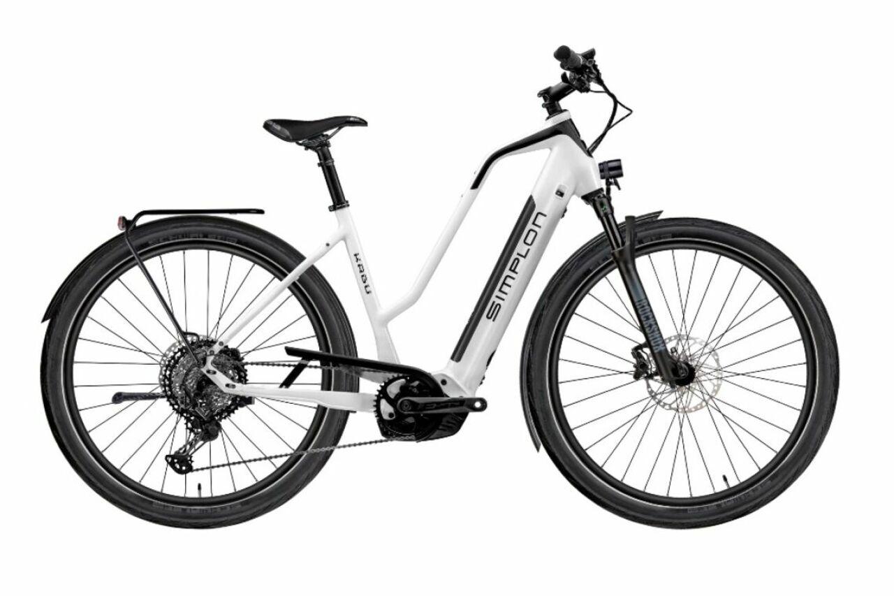 Simplon, Kagu CX 275 Da M white, E-Bike