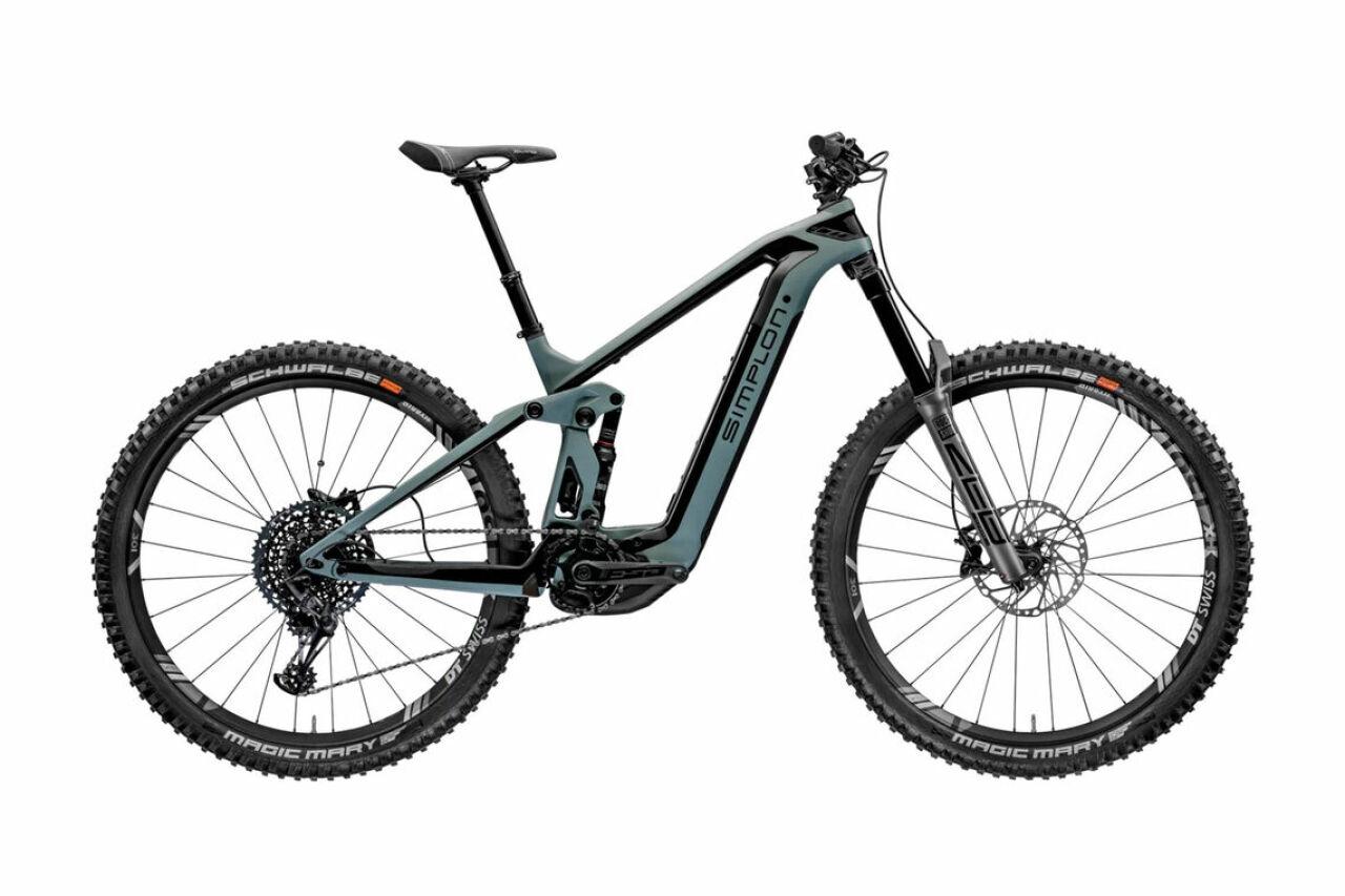 Simplon, Rapcon PMax GX1 S shady, E-Bike