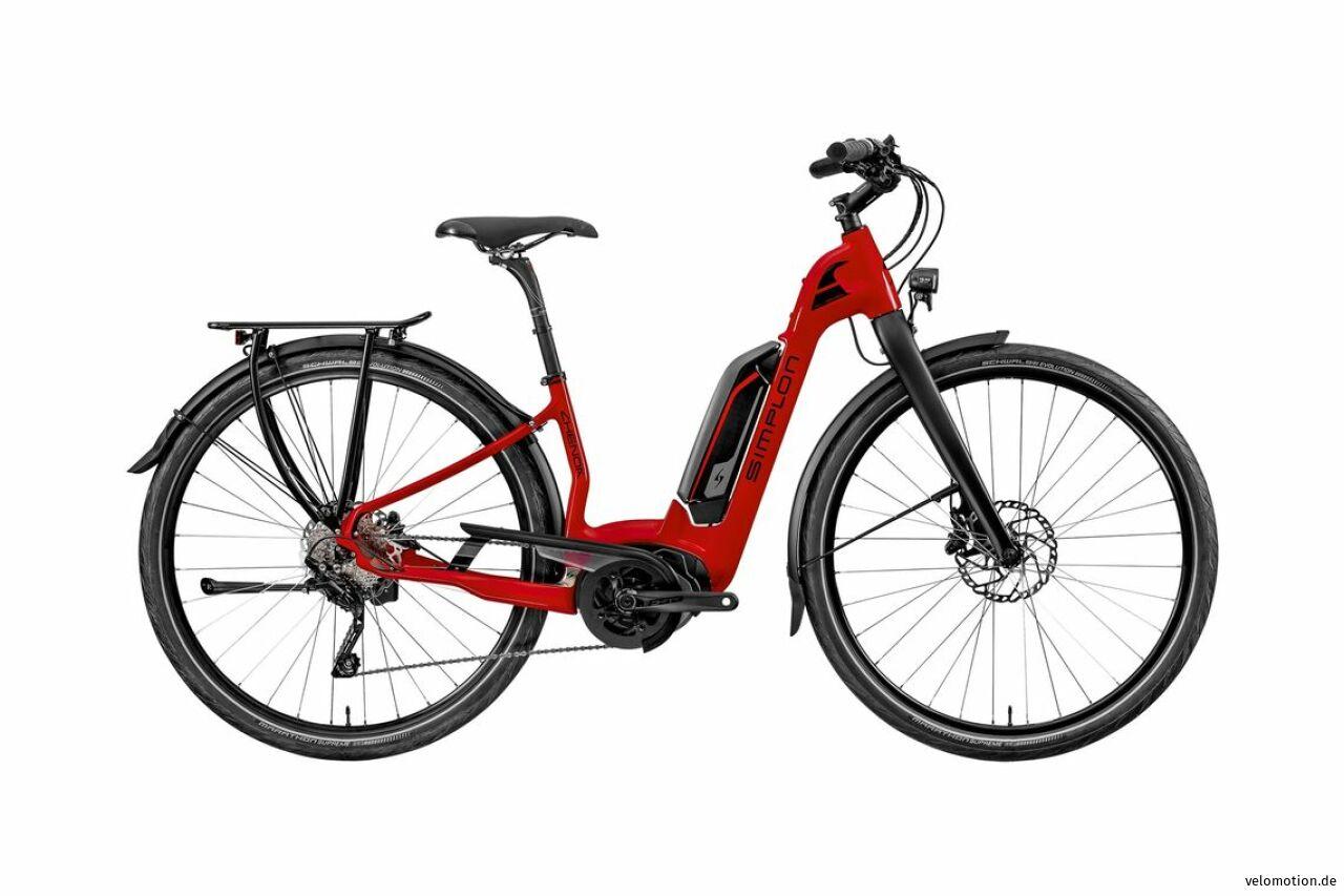 Simplon, Simplon Chenoa Uni 60, E-Bike