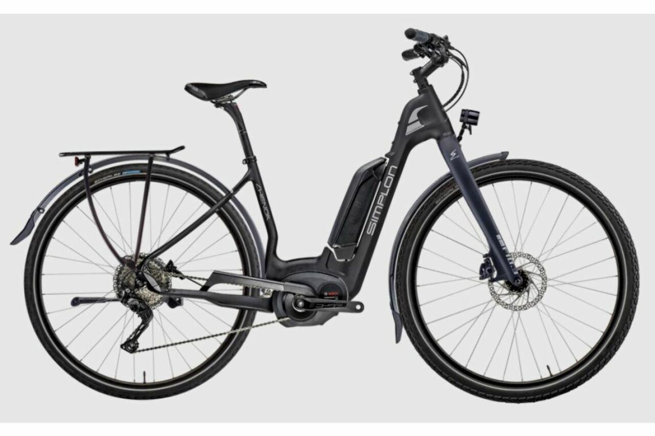 Simplon, Chenoa UNI, Deore-11 Nyon, E-Bike