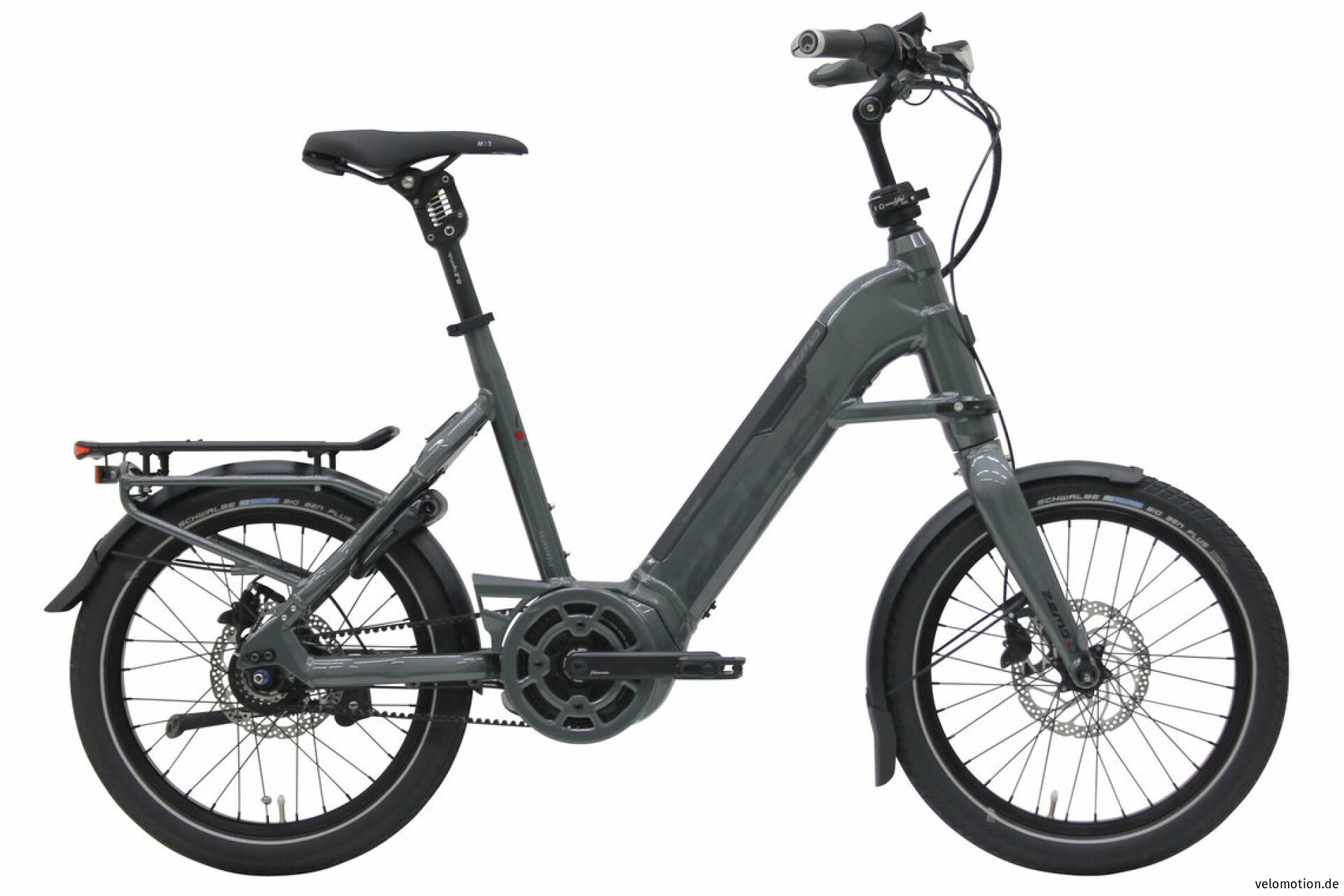 """Scooter 8N 20"""" 46cm 500Wh #1"""