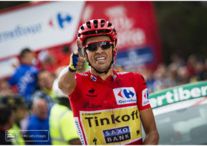 Vuelta Favoriten Contador
