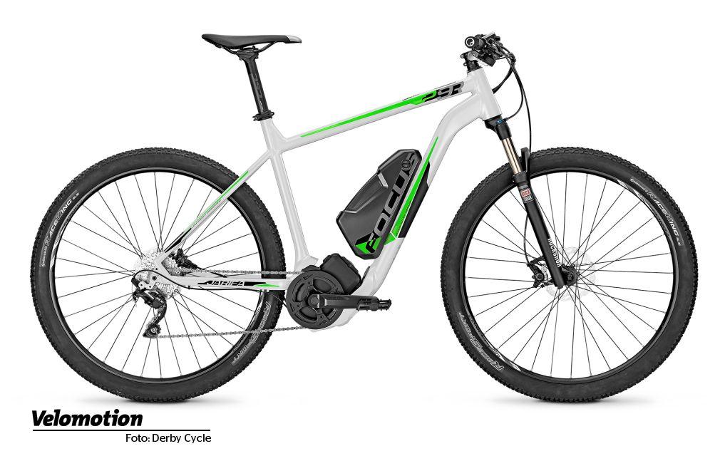 focus jarifa impulse 29r leistungsstark in die e bike. Black Bedroom Furniture Sets. Home Design Ideas