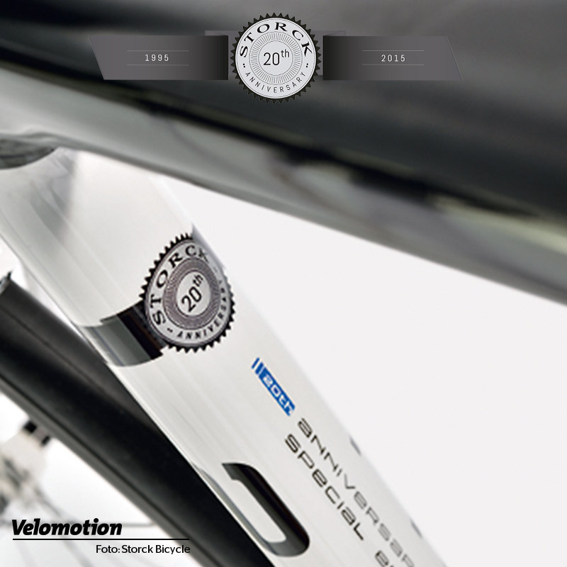 Storck Bicycle 20th Anni Special Edition