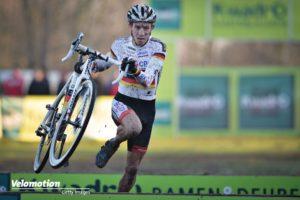 Streckenbesichtigung Cyclocross DM